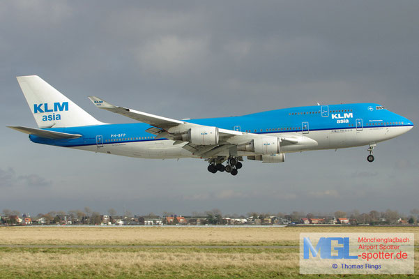 17.02.2013 PH-BFP KLM Asia B747-406