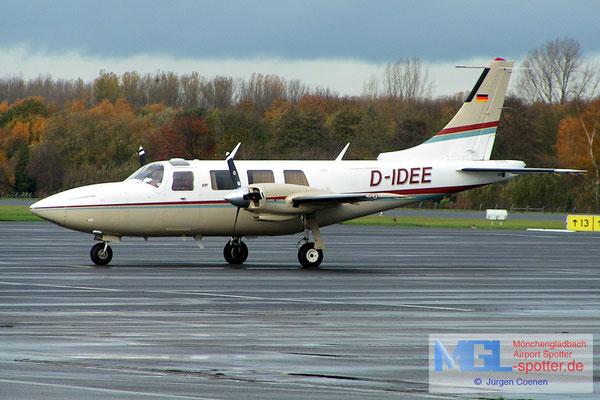 17.11.2006 D-IDEE PIPER PA 60AEROSTAR