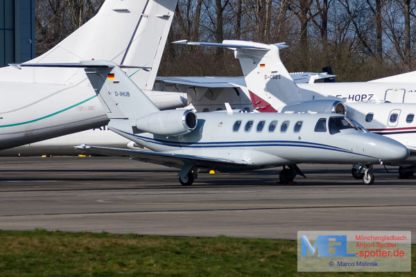 14.03.2020 D-IHUB Sylt Air Cessna 525A CitationJet CJ2