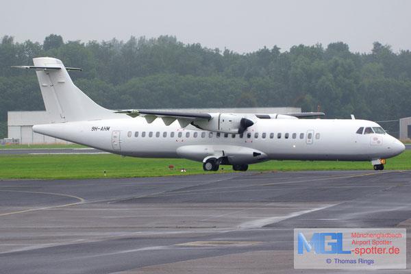 14.07.2021 9H-AHM Elix Aviation Capital ATR 72-500 cn747