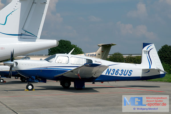 14.08.2010 N363US Mooney M-20