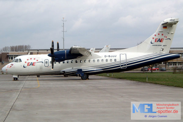 23.03.2004 D-BJJJ European Air Express ATR 42-300 cn278