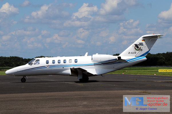25.07.2021 D-ILCG Cessna CIT525 CJ2
