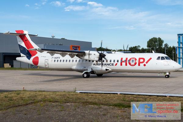 19.06.2020 F-HOPX HOP! ATR 72-600 cn1257