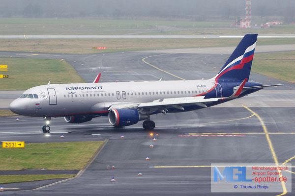 01.02.2015 VQ-BSU Aeroflot A320-214/S