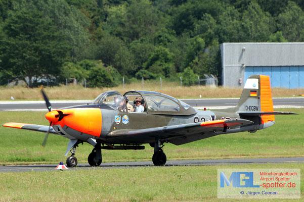 27.06.2021 D-ECBW Piaggio P-149D