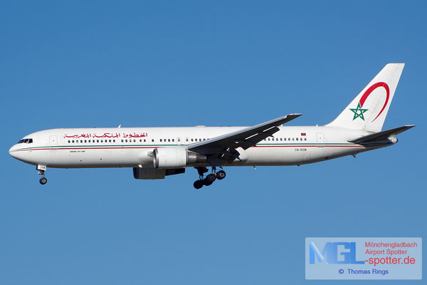 04.04.2015 CN-ROW Royal Air Maroc B767-343ER