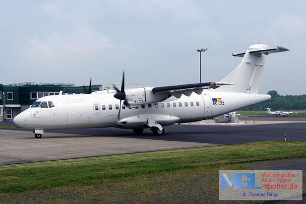 03.06.2016 EC-LYZ (Canaryfly) ATR 42-300 cn226