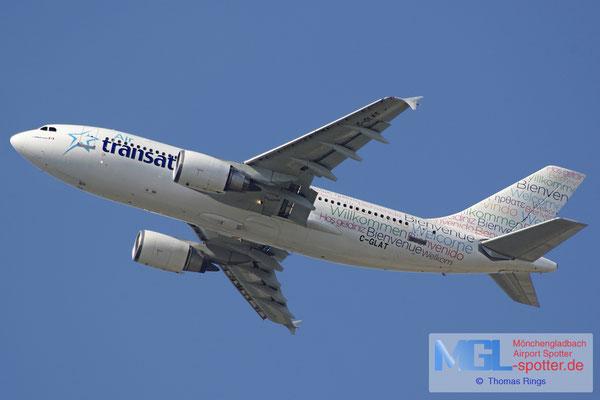 16.08.2012 C-GLAT Air Transat A310-308
