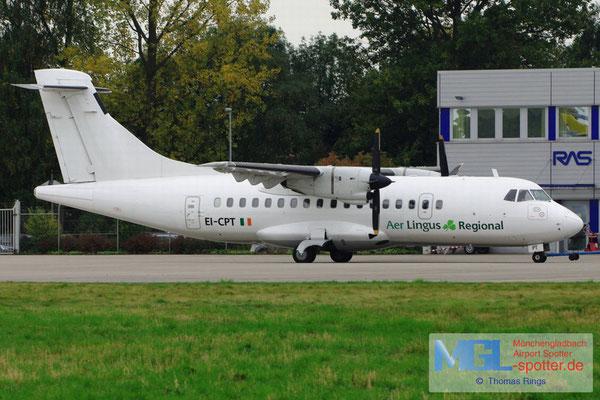20.10.2012 EI-CPT Aer Arann / Aer Lingus Regional ATR 42-300 cn191