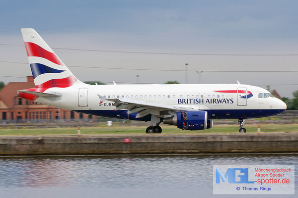 23.06.2014 G-EUNA British Airways A318-112