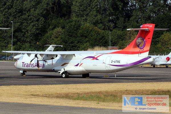 30.07.2018 2-ATRE NAC / TransAsia ATR 72-600 cn1198