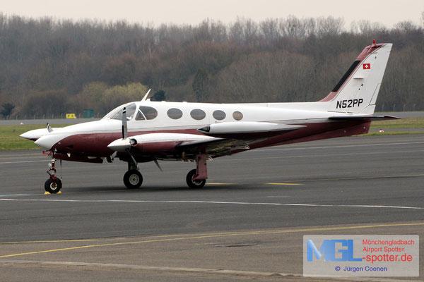 02.04.2018 N52PP Cessna 340A