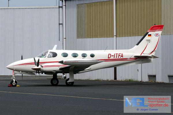 22.04.2018 D-ITFA Cessna 340A