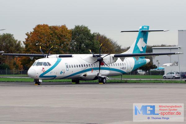 12.11.2013 I-ADLS (Air Dolomiti) ATR 72-500 cn634