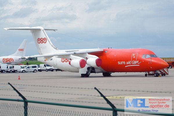 10.08.2014 EC-LMR Panair / TNT BAe 146-300QT