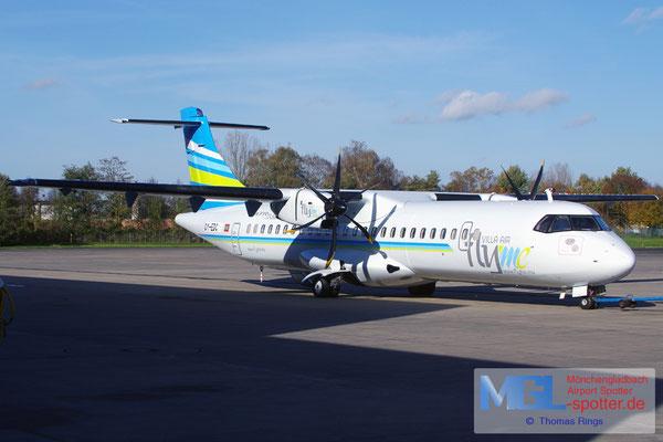 08.11.2014 OY-EDC NAC / flyme - Villa Air ATR 72-500 cn701