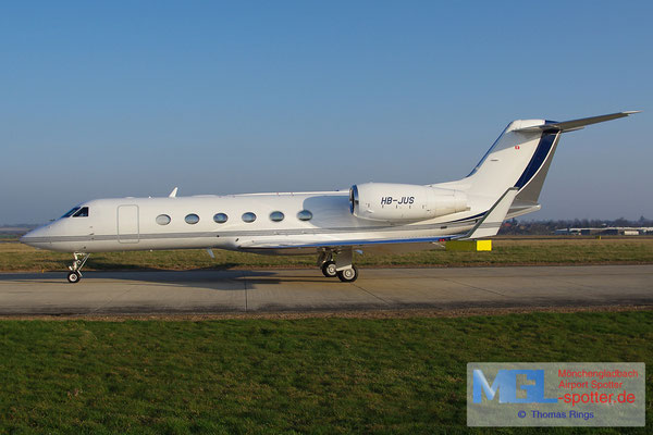 14.03.2014 HB-JUS Gulfstream G450