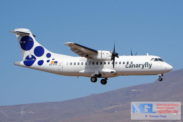 08.07.2014 EC-LYZ Canaryfly ATR 42-300