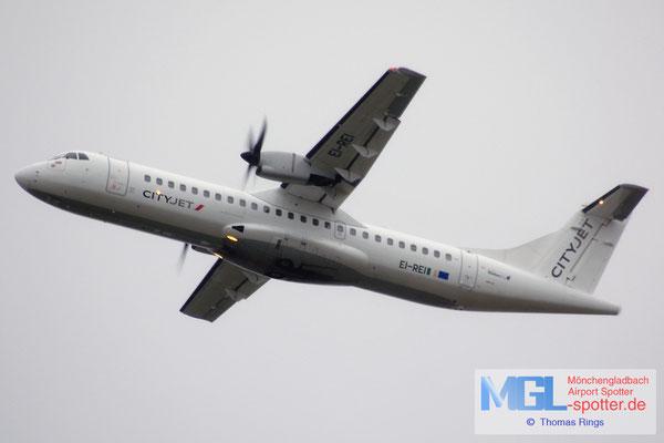 29.03.2015 EI-REI Stobart Air / CityJet ATR 72-202