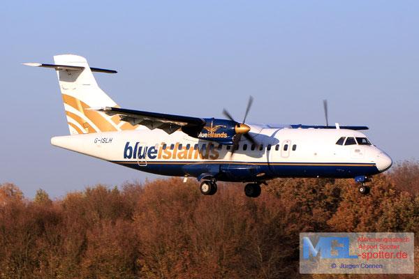 16.11.2018 G-ISLH Blue Islands ATR 42-320 cn173