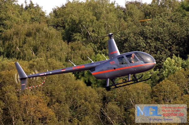 06.09.2019 D-HRUM Robinson R44 Raven II