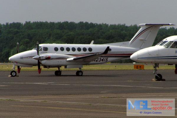 20.06-2006 N2341S BEECH K350