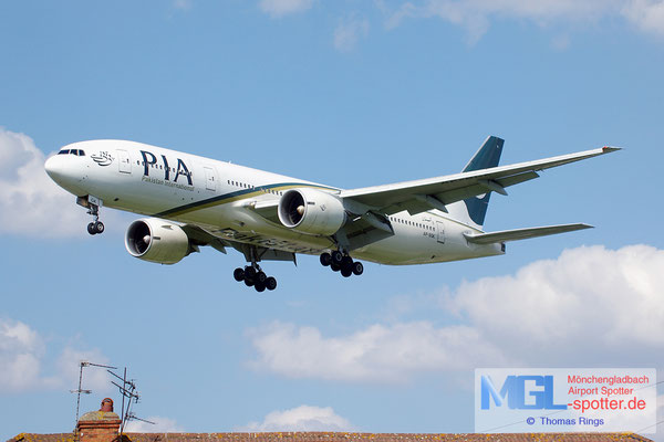 21.06.2014 AP-BGK Pakistan International B777-240ER