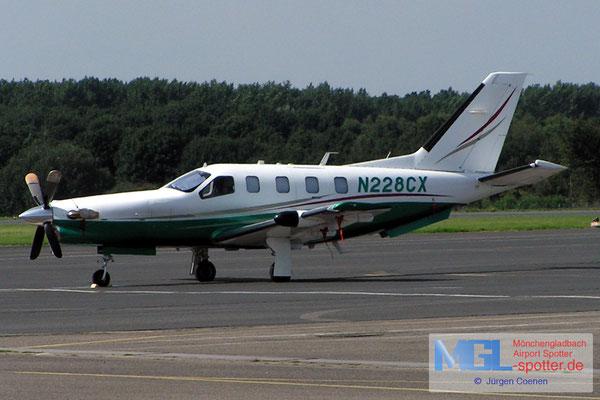 13.08.2005 N228CX Socata TBM-700
