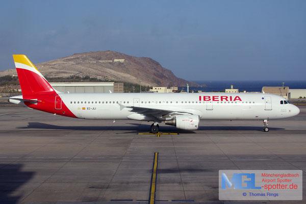 08.07.2014 EC-JLI Iberia A321-211