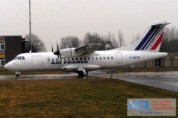 24.03.2006 F-GPYF AIR FRANCE ATR42-500