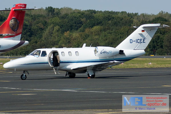 10.09.2019 D-ICEE Cessna 525 CitationJet 1
