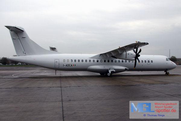 15.04.2013 I-ADCA Air Dolomiti ATR 72-500 cn658