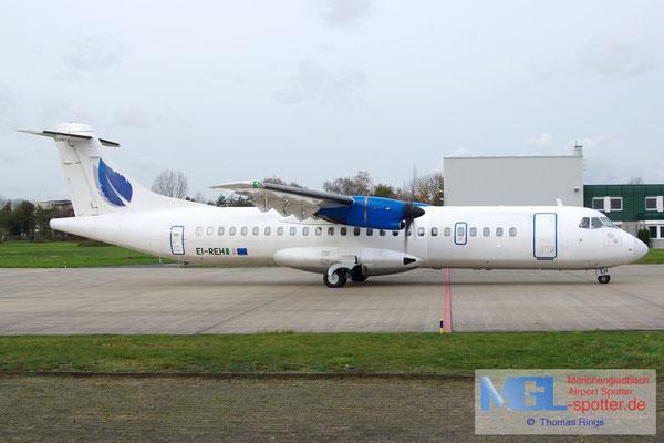 14.11.2015 EI-REH Stobart Air ATR 72-201 cn260