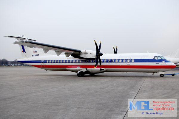 07.02.2012 N498AT (American Eagle) ATR 72-500 cn498