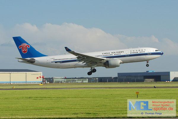 16.06.2012 B-6532 China Southern A330-223