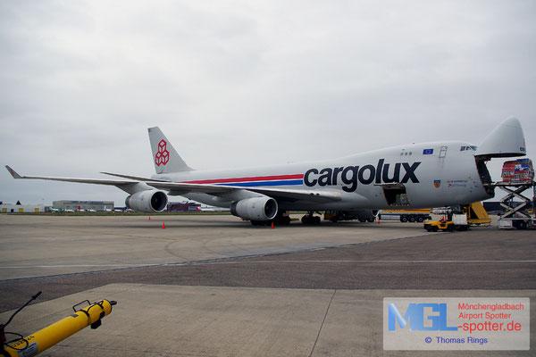 28.03.2015 LX-VCV Cargolux B747-4R7F