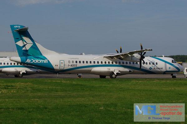 17.06.2013 I-ADCE Air Dolomiti ATR 72-500 cn668