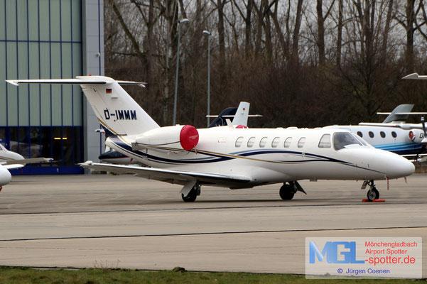 18.01.2021 D-IMMM Cessna 525A CitationJet CJ2+
