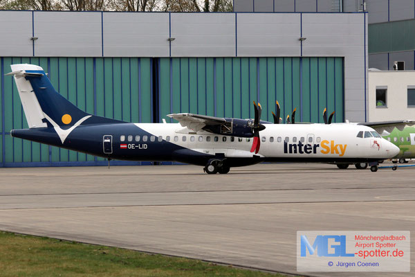 06.04.2017 OE-LID Intersky ATR 72-600 cn1042