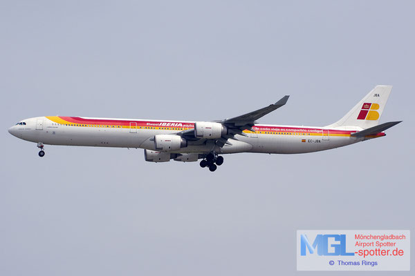 03.04.2015 EC-JBA Iberia A340-642