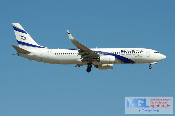19.05.2013 4X-EKJ El Al B737-85P/W