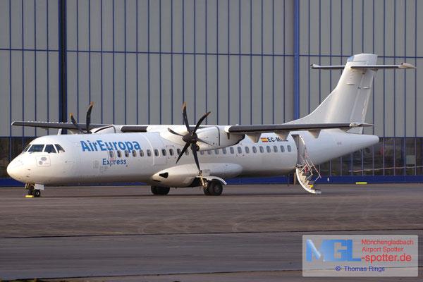29.10.2016 EC-MMZ Aeronova / Air Europa Express ATR 72-500 cn846