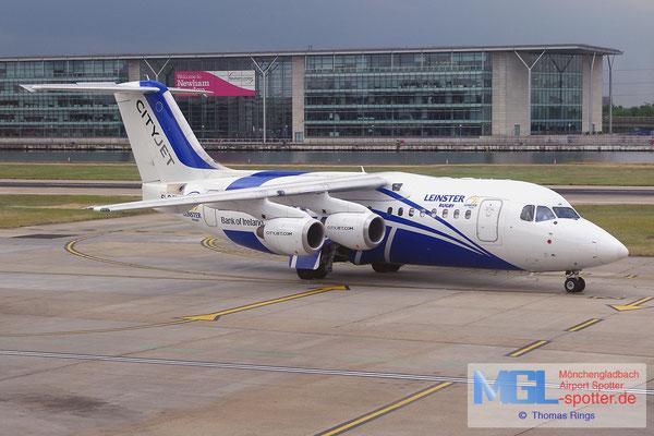 23.06.2014 EI-RJX Cityjet / Leinster Rugby BAe146 RJ85