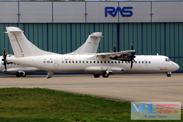 09.11.2019 G-ISLN Blue Islands ATR 72-500 cn884