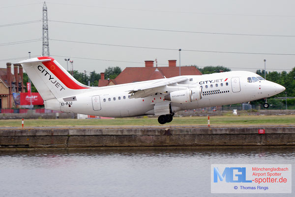 23.06.2014 EI-RJJ Cityjet BAe146 RJ85