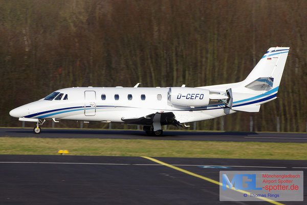 31.01.2015 D-CEFO Cessna 560XL Citation XLS+