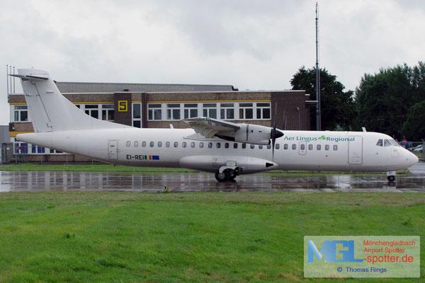 27.06.2016 EI-REI Stobart Air / Aer Lingus Regional ATR 72-201 cn267