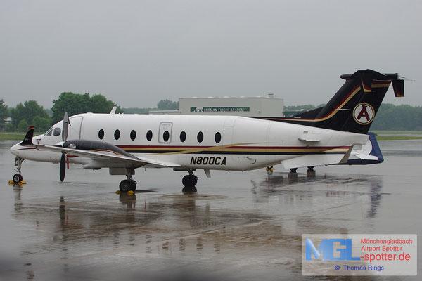 29.05.2013 N800CA ACE Air Charters Beech 1900D