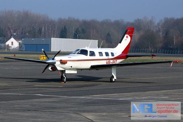 21.02.2018 HB-PST Piper PA-46-350P Jetprop DLX
